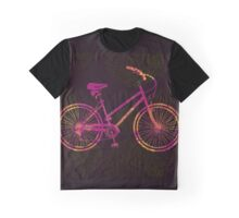 The Tattoo Bycicles-  New Age FantasyTattoo Graphic T-Shirt