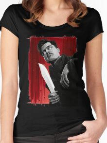 inglourious basterds Women's Fitted Scoop T-Shirt