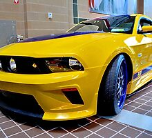 2911 WD-40/SEMA Cares Mustang GT 5.0 by John Schneider