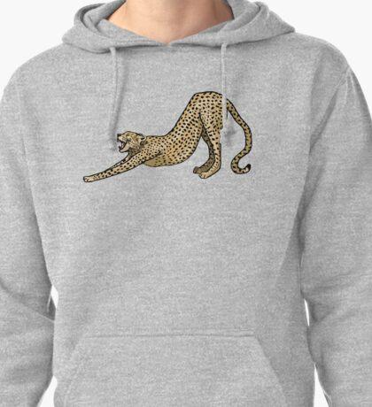 Cheetah Pullover Hoodie