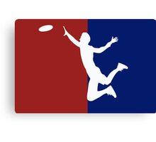 Frisbee league Canvas Print