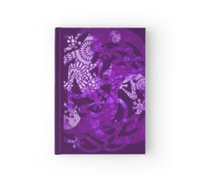 Tatoo Lizards Hardcover Journal