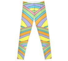 Oh The Places You'll Walk! Leggings