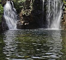 Litchfield National Park: Florence Falls III by Adam Le Good
