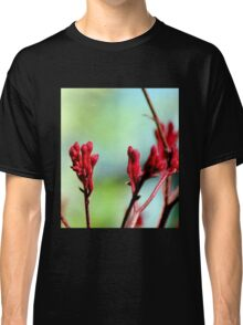 Red bloom Classic T-Shirt