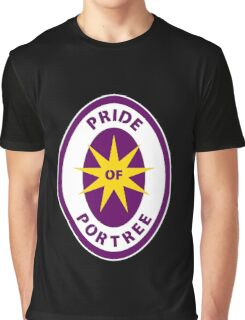 Pride of Portree Graphic T-Shirt