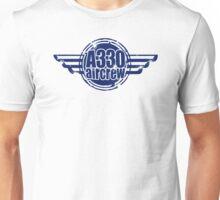 A330 Aircrew Unisex T-Shirt