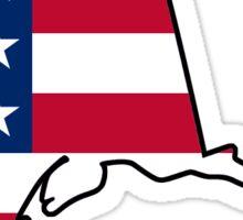 Alaska America Sticker