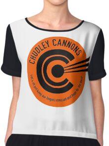 Chudley Cannons 2 Chiffon Top