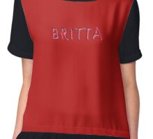 Britta Chiffon Top