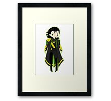 Loki ver 2 Framed Print