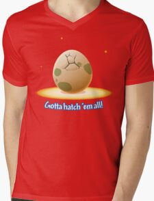 Pokemon Go - Gotta Hatch 'em All! Mens V-Neck T-Shirt