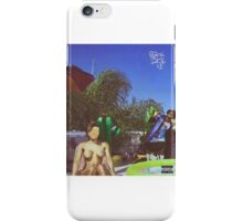 Schoolboy Q Blank Face iPhone Case/Skin