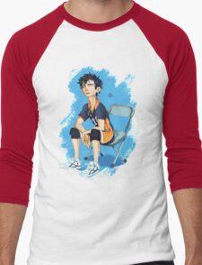 The Small Giant Men's Baseball ¾ T-Shirt