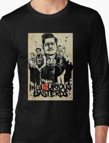 inglourious basterds Long Sleeve T-Shirt