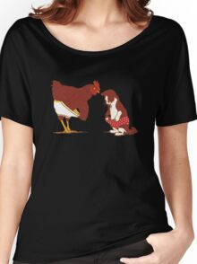 Funny Animals Women's Relaxed Fit T-Shirt