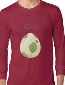 Pokemon Egg Hatching Long Sleeve T-Shirt