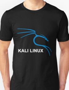 Kali Linux Dragon Stickers Unisex T-Shirt