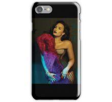 feather boa iPhone Case/Skin