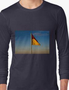 Waving Flag Long Sleeve T-Shirt