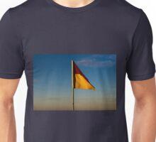 Waving Flag Unisex T-Shirt