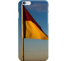 Waving Flag iPhone Case/Skin