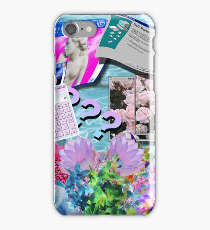 Vaporwave Trash Vol 1 iPhone Case/Skin
