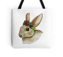Rabbit Queen Tote Bag
