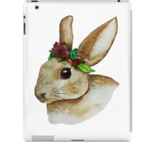 Rabbit Queen iPad Case/Skin
