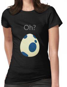Pokemon Egg Mystic Womens Fitted T-Shirt