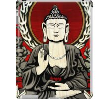 Gautama Budda Colour Crop iPad Case/Skin