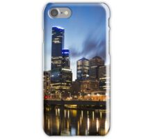 Melbourne Cityscape iPhone Case/Skin