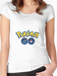 Pokeman Swag Women's Fitted Scoop T-Shirt