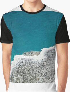 Textures of Yellowstone Graphic T-Shirt