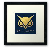 VANOSS LIMITED Framed Print