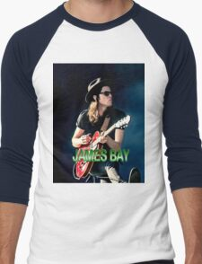 JAMES BAY Men's Baseball ¾ T-Shirt