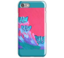 Feline Fishers iPhone Case/Skin