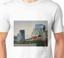 Walkie Talkie building, London Unisex T-Shirt