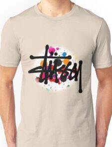 STUSSY - logo brush #MP Unisex T-Shirt