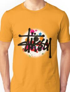 STUSSY - logo brush #MP Unisex T-Shirt