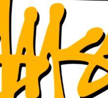 STUSSY - simple logo #MP Sticker