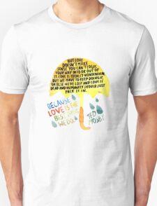 "HIMYM: ""Best thing we do"" Unisex T-Shirt"