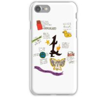 The Infernal Devices collage iPhone Case/Skin
