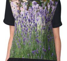 Lavender  Chiffon Top