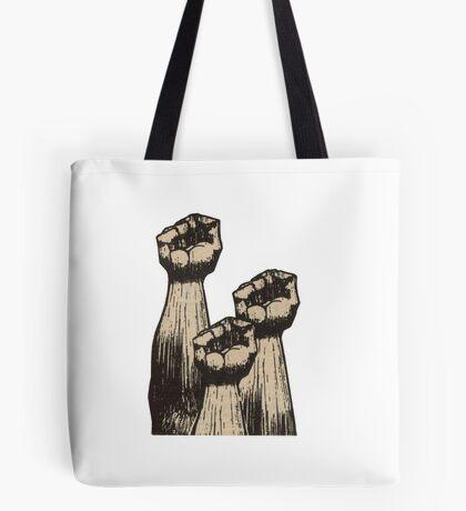 1960s Solidarity Fist (Version 3) Tote Bag