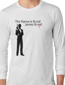 007 Long Sleeve T-Shirt