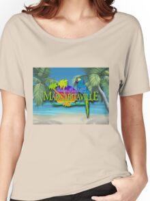 jimmy buffet margaritaville special album cover Women's Relaxed Fit T-Shirt
