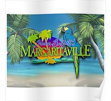 jimmy buffet margaritaville special album cover Poster