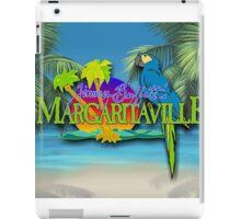 jimmy buffet margaritaville special album cover iPad Case/Skin