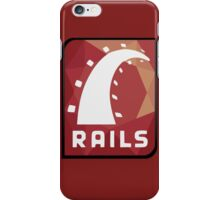 Ruby On Rails iPhone Case/Skin